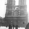 Title: Picture of Notre Dame Cathedral<br /> <br /> Date: 1945.06.xx<br /> <br /> Location: Paris, France<br /> <br /> Photo courtesy of Yasunori Deguchi. Copyright retained by the Estate of Yasunori Deguchi.