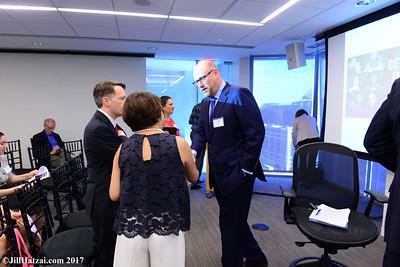 Ayuda 44th Anniversary Celebration Microsoft Innovation and Policy Center, Washington, DC May 16, 2017 Photos by Jill Hatzai www.jillhatzai.com