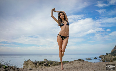 Sony A7R Test Photos: ILCE7R A7r Bikini Swimsuit Model Goddess! Carl Zeiss Sony Sonnar T* FE 35mm f/2.8 ZA Lens. finished in Lightroom 5.3 !