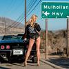 Nikon D800E Photos Blond Bikini Swimsuit Model Goddess & 69 Black Convertible Corvette