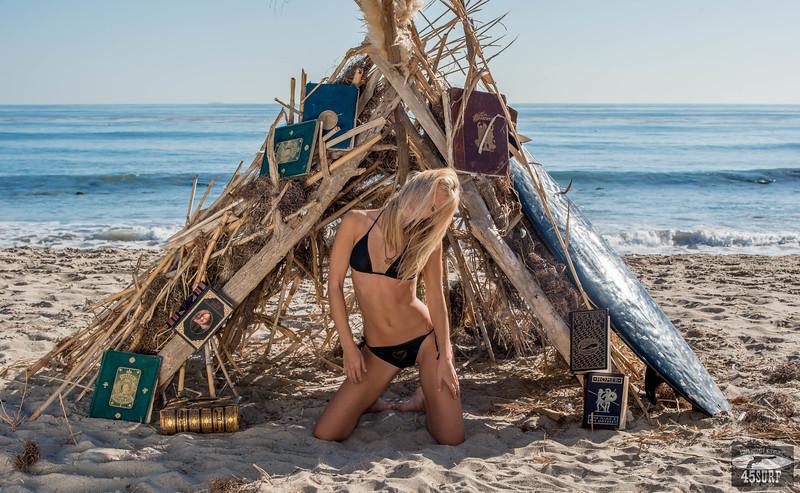 Athletic Model! Nikon D800E Photos Pretty Blond Swimsuit Bikini Model @ 45SURF Summer Malibu Beach House! Gorgeous Blue Eyes!