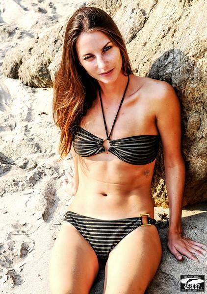 Italian Swimsuit Bikini Model Goddess! :) Nikon D300 Photos Beautfiul Brunette with Pretty Blue Eyes!