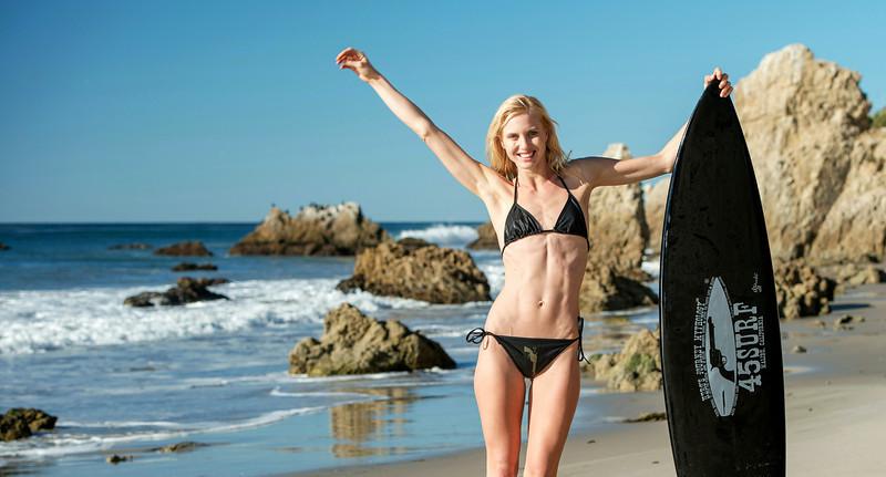 Nikon D800 Photos of Pretty Blonde Swimsuit Bikini Model Goddess !