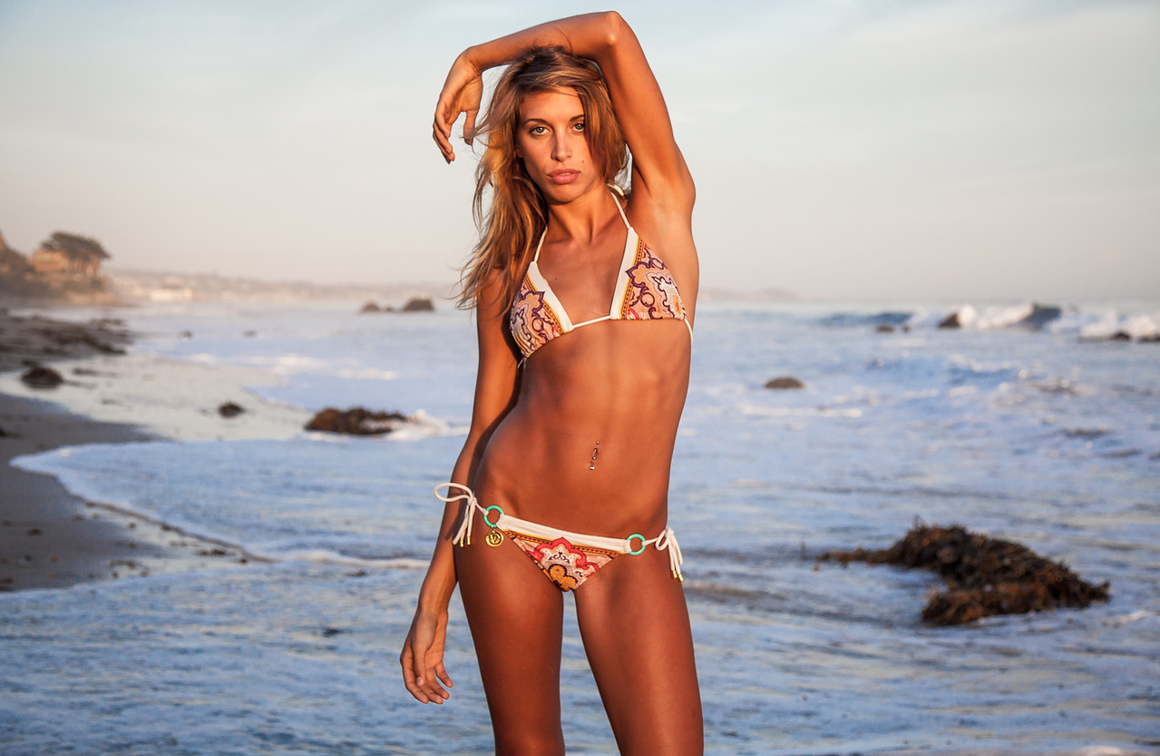 Epic! Pretty Swimsuit Bikini Model Goddess! :)  Tall, thin, fit and beautiful!