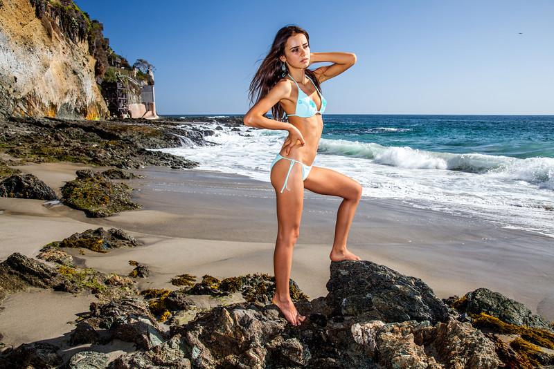 Epic! Pretty Swimsuit Bikini Model Goddess! :)  Tall, thin, fit and beautiful!