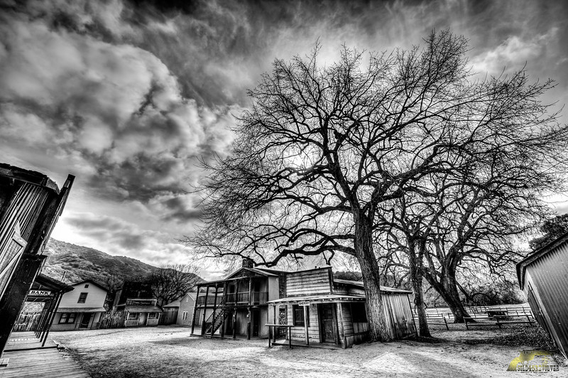 Dr. Elliot McGucken Fine Art Black & White HDR Landscape Photography