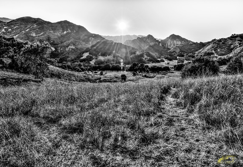 Dr. Elliot McGucken Fine Art Photography Black & White HDR Landscape