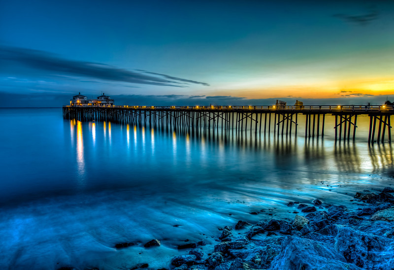 Gallery Show!  Nikon D3X HDR Malibu Landscapes / Seascapes for my Gallery Show!
