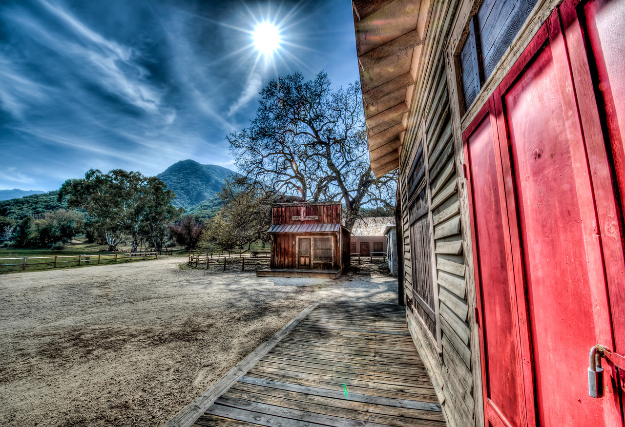 Final Cut HDR Landscape Photos for Los Angeles Gallery Show