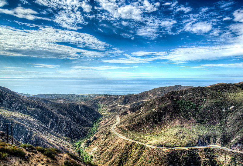 Nikon D800E HDR Photos: Final Cut HDR Malibu Landscapes for Los Angeles Gallery Show