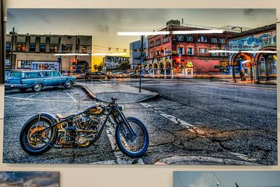 Nikon D800E Photos of Nikon D800E Photos Hanging at the Los Angeles Gallery Show! Dr. Elliot McGucken Fine Art Malibu & Socal HDR Photography