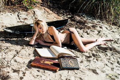 Tall Blond Swimsuit Bikini Model Goddess with Long, Pretty Legs! Nikon D800 + 70-200 mm F/2.8 VR2 Nikkor Zoom Lens Photos!
