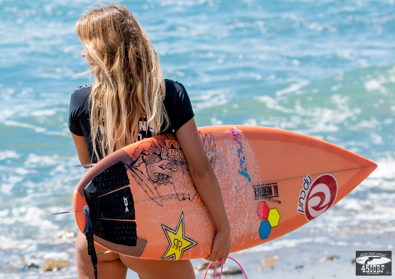 Alana Blanchard & Stephanie Gilmore Swatch Pro Trestles Pro Women's Surfing Van's US Open Sports Photography Wiht New Tamron SP 150-600mm F/5-6.3 Di VC USD Lens for Nikon