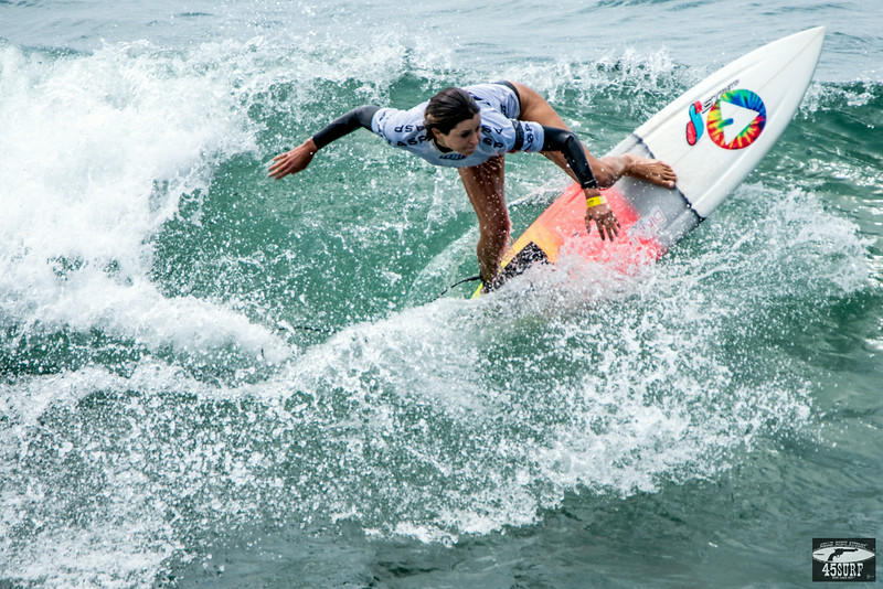 Anastasia Ashely &  Alana Blanchard Supergirl Pro Women's Surfing Van's US Open Sports Photography Wiht New Tamron SP 150-600mm F/5-6.3 Di VC USD Lens for Nikon