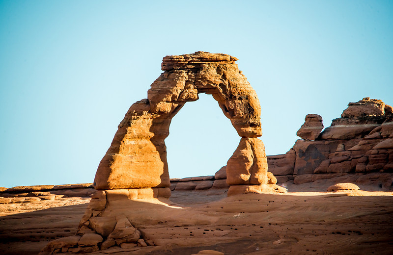 The Delicate Arch in Arches National Park Utah!  Nikon D800E Dr. Elliot McGucken Fine Art Landscape & Nature Photography for Los Angeles Fine Art Gallery Show !