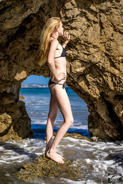 Sony A7R RAW Photos of Tall, Thin Pretty Blond Bikini Swimsuit Model Goddess! Carl Zeiss Sony FE 55mm F1.8 ZA Sonnar T* Lens ! Lightroom 5.3 !