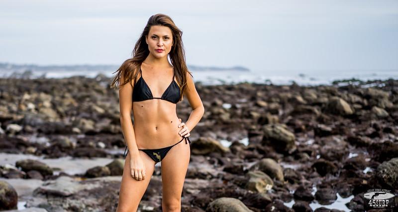 Beautiful Italian Swimsuit Bikini Model Goddess!