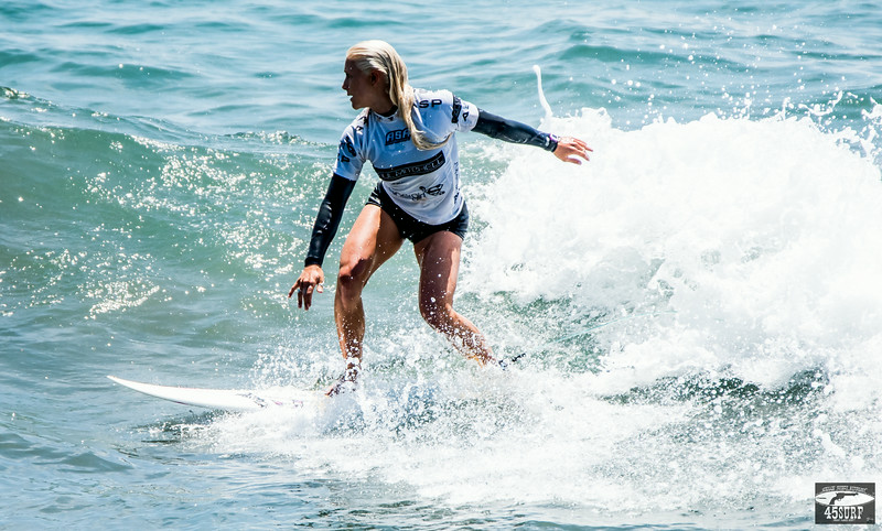 Beautiful Sea Goddesses! Tatiana Westwon Webb & Alana Blanchard Supergirl Pro Women's Surfing Van's US Open Sports Photography With New Tamron SP 150-600mm F/5-6.3 Di VC USD Lens for Nikon