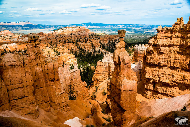 Thor's Hammer in Bryce Canyon National Park! Nikon D800E Dr. Elliot McGucken Fine Art Landscape & Nature Photography for Los Angeles Fine Art Gallery Show !