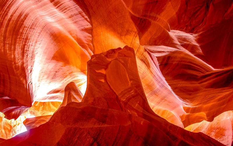Slot Canyon Ghosts & Light Beams Dancing in Antelope Canyons! Nikon D800E Dr. Elliot McGucken Fine Art Photography for Los Angeles Gallery Show!