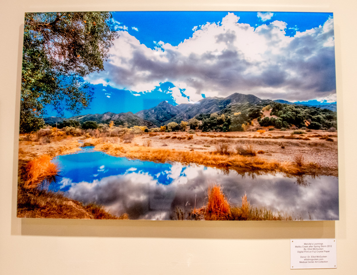 Dr. Elliot McGucken Fine Art Photography Los Angeles Gallery
