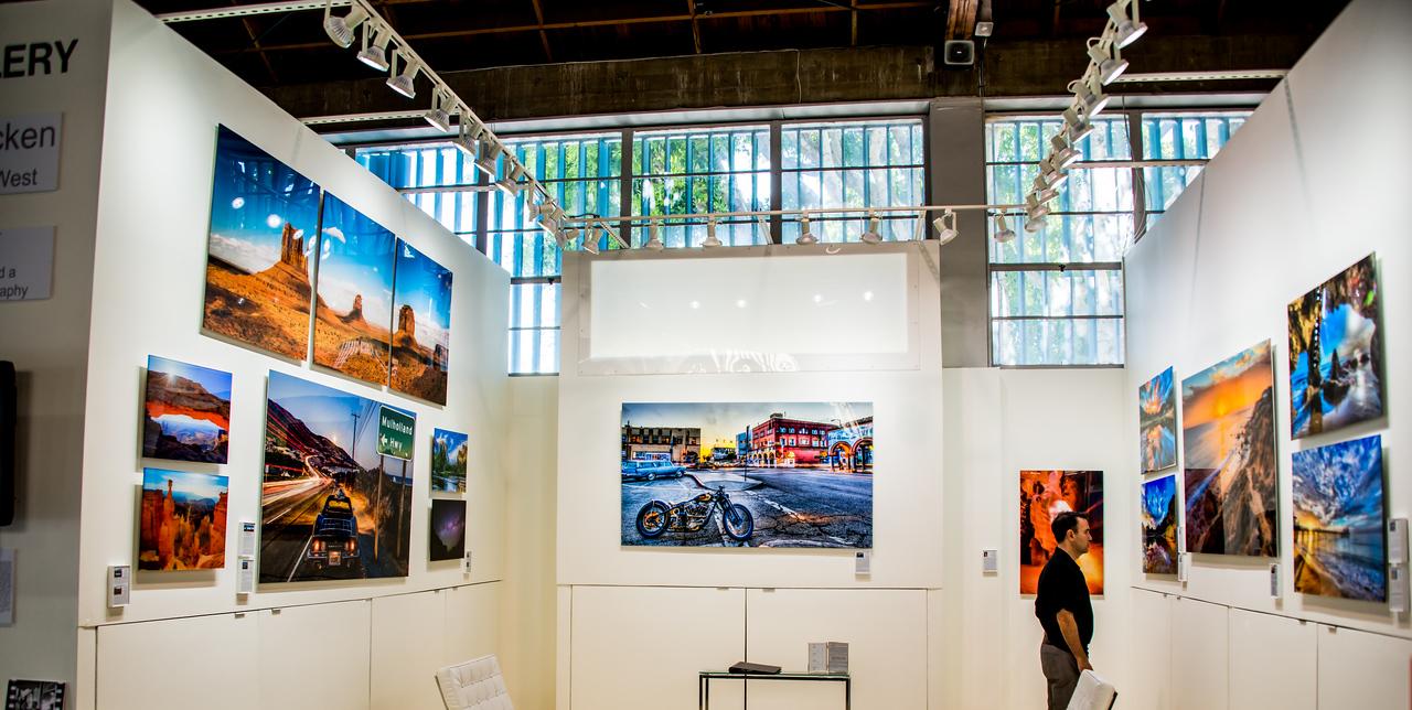 Dr. Elliot McGucken Fine Art Photography Los Angeles Gallery