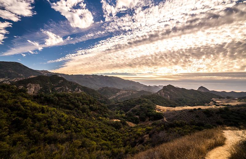 Malibu Fine Art Sunset Landscapes Sony A7rii & Sony 16-35mm Vario-Tessar T FE F4 ZA OSS E-Mount Lens! Dr. Elliot McGucken Fine Art Photography