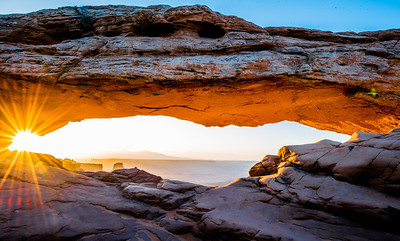 Mesa Arch Sunrise in Canyonlands UT!  Nikon D800E Dr. Elliot McGucken Fine Art Landscape & Nature Photography for Los Angeles Fine Art Gallery Show !