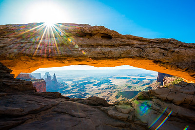 Mesa Arch Sunrise in Canyonlands UT!  Nikon D800E Dr. Elliot McGucken Fine Art Landscape & Nature Photography for Los Angeles Fine Art Gallery Show !