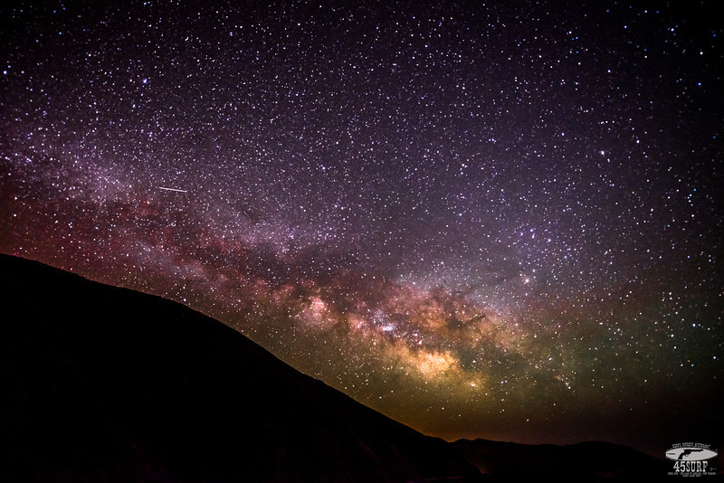 Milky Way Galaxy Rising overBig Sur & Point Sur Lighthouse! Nikon D800E Dr. Elliot McGucken Fine Art Landscape & Nature Photography for Los Angeles Fine Art Gallery Show !