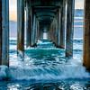 Nikon D810 HDR Photos Scripts Pier Sunset San Diego / La Jolla Dr. Elliot McGucken Fine Art Photography!