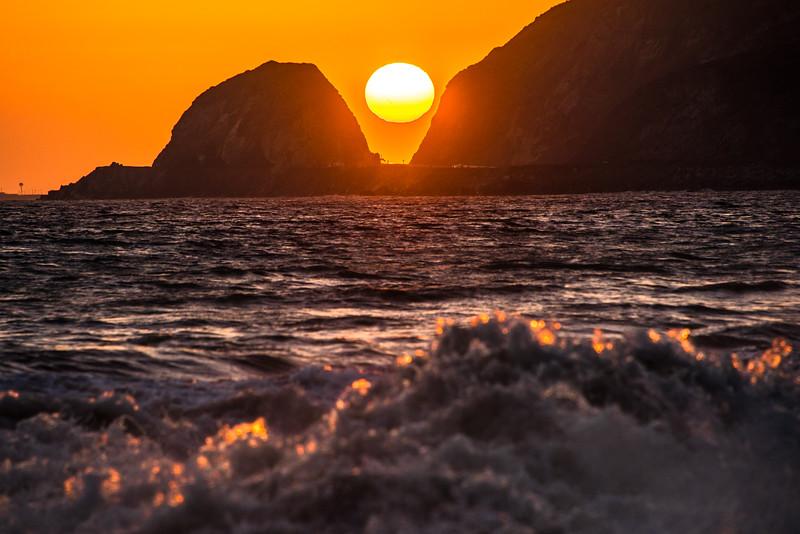 Nikon D810 Malibu Sunset!  Elliot McGucken Fine Art Photography: AF-S NIKKOR 28-300mm f/3.5-5.6G ED VR Lens!