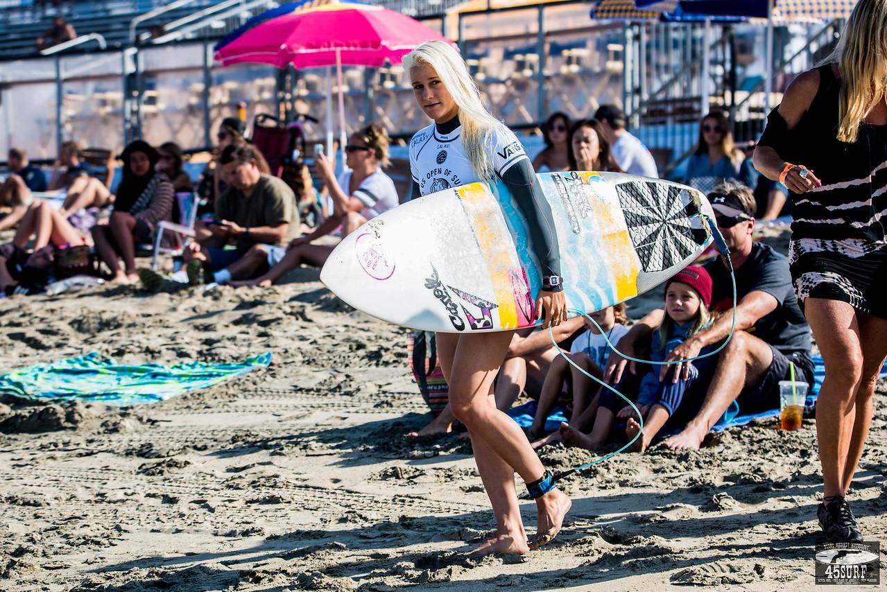 Nikon D810 Photos Pro Women's Surfing Van's US Open Sports Photography Wiht New Tamron SP 150-600mm F/5-6.3 Di VC USD Lens for Nikon !