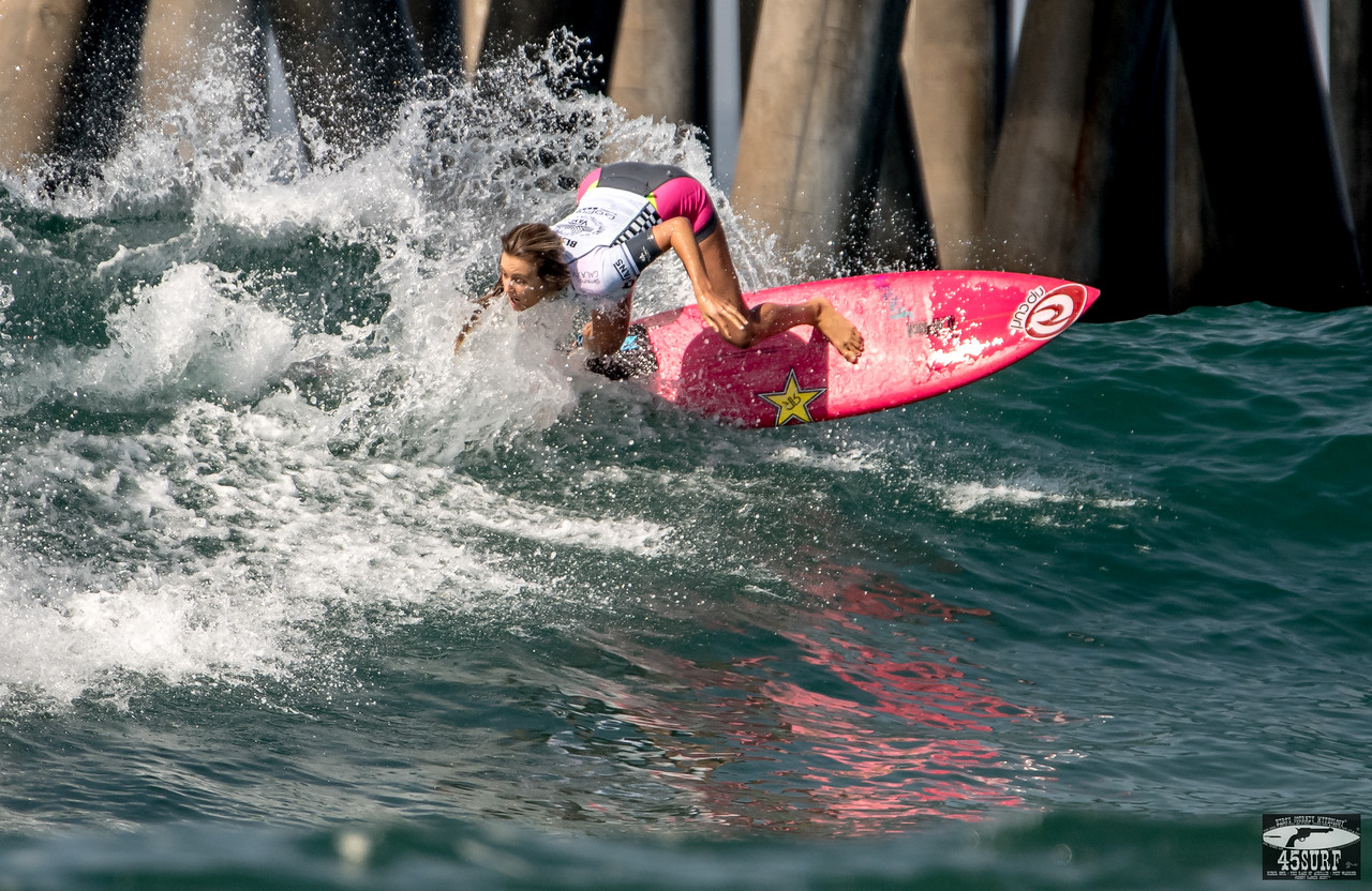 Nikon D810 Photos Pro Women's Surfing Van's US Open Sports Photography Wiht New Tamron SP 150-600mm F/5-6.3 Di VC USD Lens for Nikon !