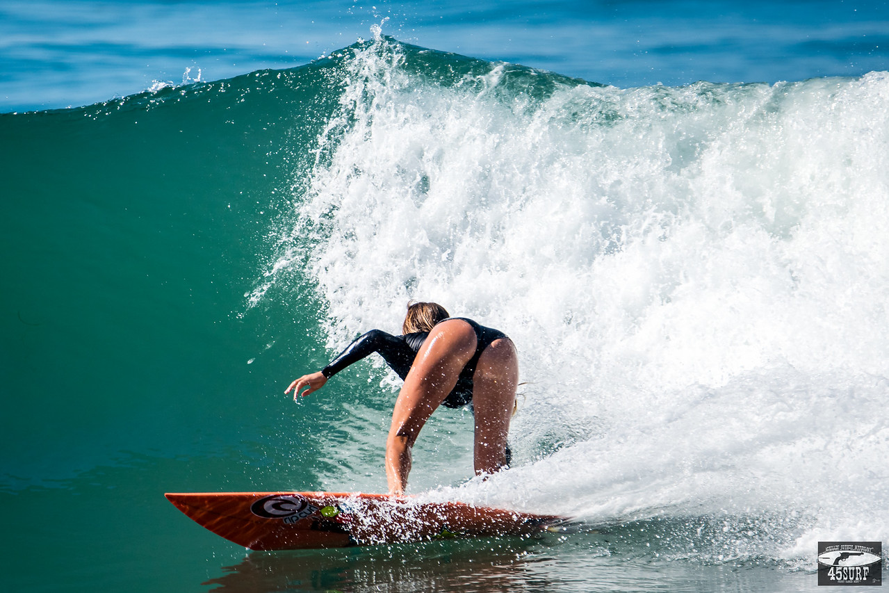 Nikon D810 Photos Pro Women's Surfing Swatch Women's Pro Trestles Sports Photography With New Tamron SP 150-600mm F/5-6.3 Di VC USD Lens for Nikon