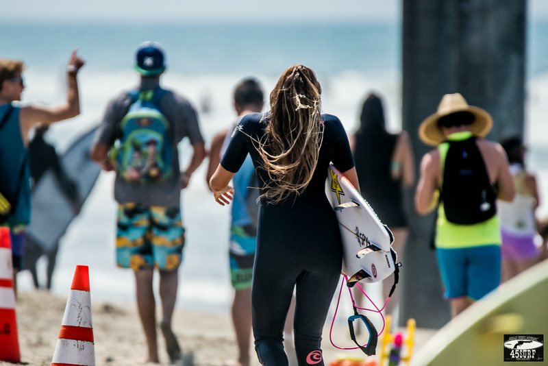 Nikon D810 Photos Pro Women's Surfing Van's US Open Sports Photography With New Tamron SP 150-600mm F/5-6.3 Di VC USD Lens for Nikon
