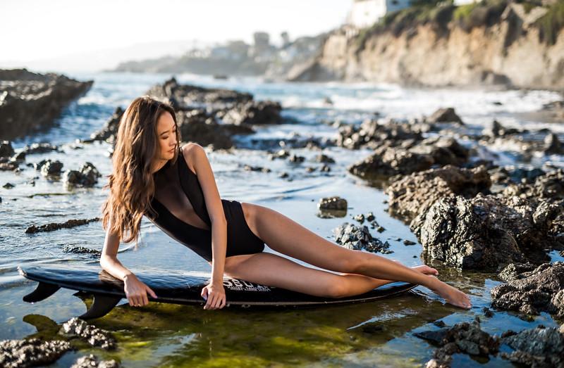 Pretty Brunette Athletic Goddess! Nikon D810 Photos Pretty Swimsuit Bikini Fitness Model Goddess: Sigma 50mm F1.4 DG HSM Art Lens for Nikon Cameras!