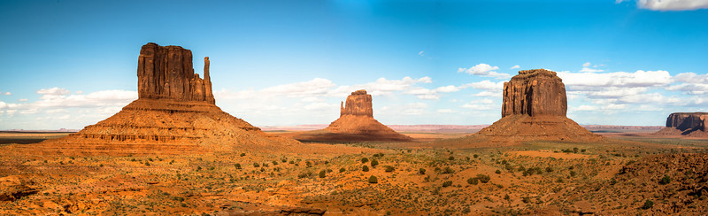 Panorama of Monument Valley Utah! Nikon D800E Dr. Elliot McGucken Fine Art Landscape & Nature Photography for Los Angeles Fine Art Gallery Show !