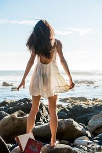 Pretty Goddess! Nikon D800E Beautiful Swimsuit Bikini Model Goddess!  Nikon AF-S NIKKOR 70-200mm f/2.8G ED VR II Lens!