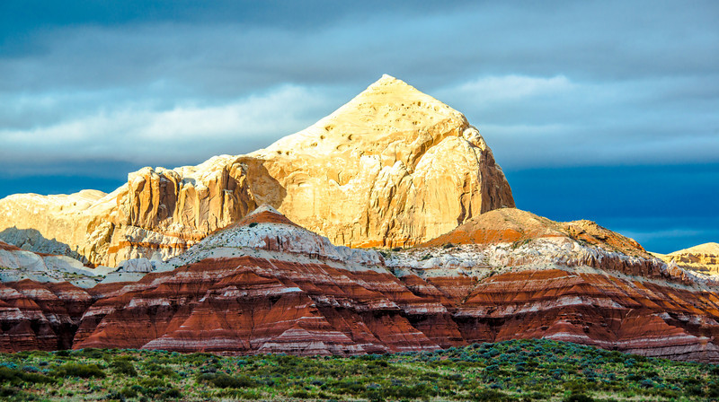Monument Valley Utah! Nikon D800E Dr. Elliot McGucken Fine Art Landscape & Nature Photography for Los Angeles Gallery Show!