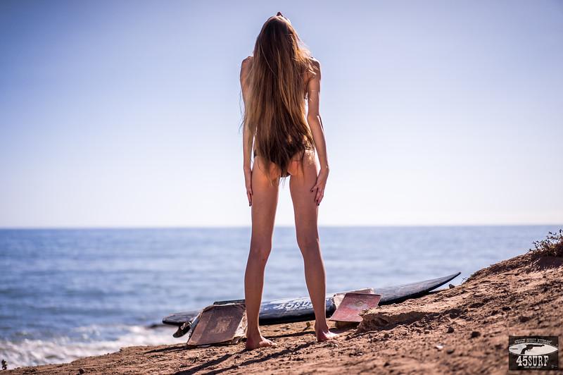Sony A7R RAW Photos of Pretty Brunette Bikini Swimsuit Model Goddess in Sea Cave! Carl Zeiss Sony FE 55mm F1.8 ZA Sonnar T* Lens! Lightroom 5.3 Malibu Sea Caves!