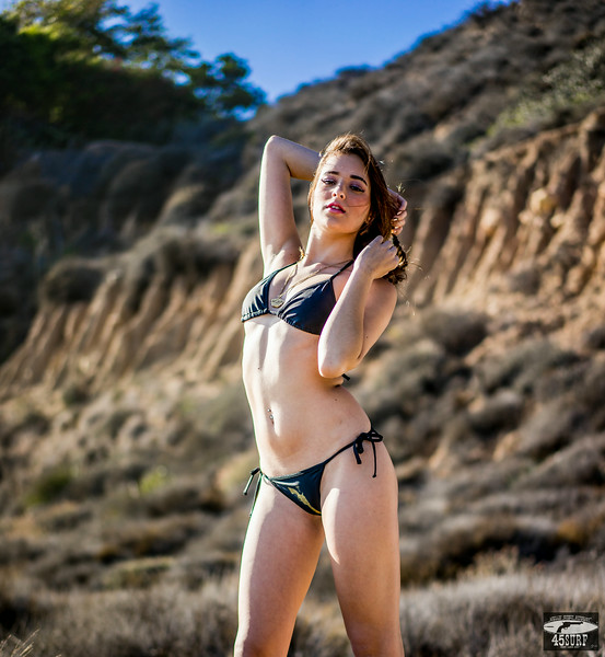 Sony A7R RAW Photos of Pretty Brunette Bikini Swimsuit Model Goddess! Carl Zeiss Sony FE 55mm F1.8 ZA Sonnar T* Lens! Lightroom 5.3 !  Pretty Hazel  Eyes & Silky Brown / Black Hair!