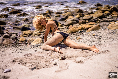 Sony A7R RAW Photos of Tall, Thin Pretty Blond Bikini Swimsuit Model Goddess! Modeling! Carl Zeiss Sony E 55mm F1.8 ZA Sonnar T* Lens! Lightroom 5 !