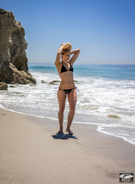 Sony A7R RAW Photos of Tall, Thin Pretty Blond Bikini Swimsuit Model Goddess! Carl Zeiss Sony FE 55mm F1.8 ZA Sonnar T* Lens! Lightroom 5.3!
