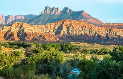 Zion National Park Utah!  Nikon D800E Dr. Elliot McGucken Fine Art Landscape & Nature Photography for Los Angeles Fine Art Gallery Show !
