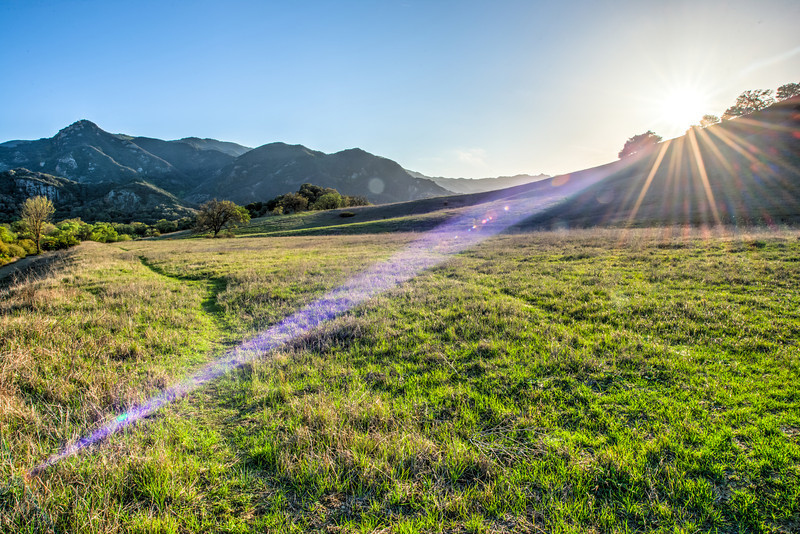 Spring in the Malibu Canyons! Nikon D800E Dr. Elliot McGucken Fine Art Photography for Los Angeles HDR Gallery Show!