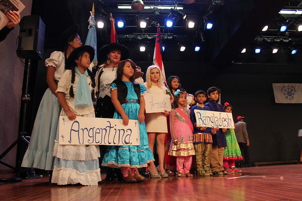 45th annual Festival of Nations