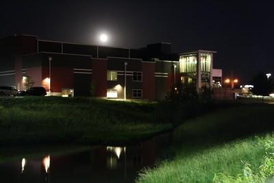 Building at Night