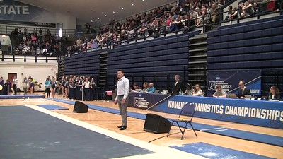 4.7.18 UNH at NCAA Regionals-4th place 194.95