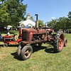 Tractors sit on display at the 47th annual Antique Power and Steam Exhibition in Burton, Ohio July 30. (Kailee Leonard/The News-Herald)